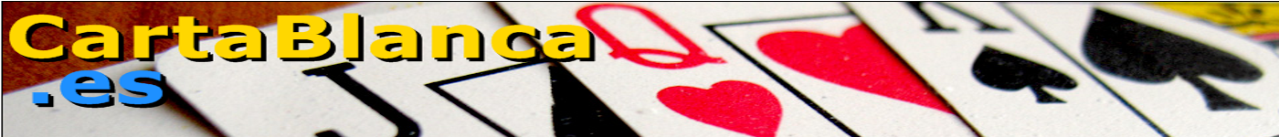 Carta Blanca – Jugar Juegos de Cartas Solitario Freecell Gratís Online